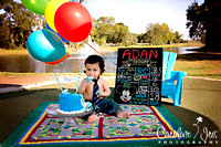 Adan 1st Birthday {LoRes - For Web - Not For Print}