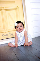 Isabella {6 Months} - LoRes - For Web