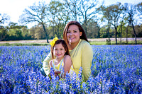 Golightly Family {Bluebonnets} - HiRes - For Print